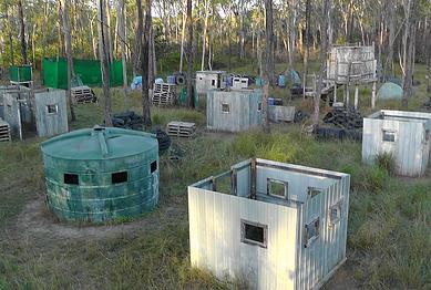 Paintball Bundaberg Field 1